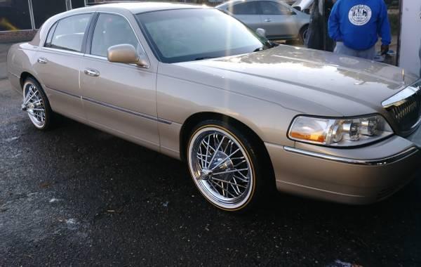 Lincoln On 20 Inch Swangas Texarkana Texas 5000 Arklatexrides Com