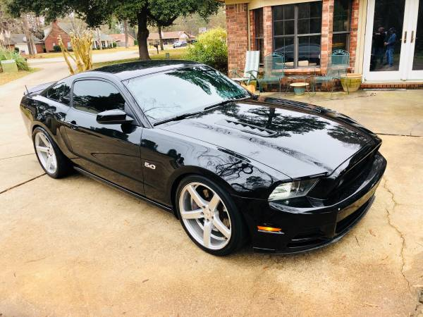 2014 Mustang Gt Track Pack >> 2014 Ford Mustang Gt 5 0 Track Pack 20900 Arklatexrides Com